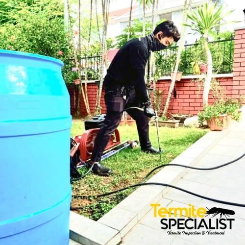 Termite Soil Treatment
